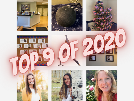 Our Top 9 of 2020