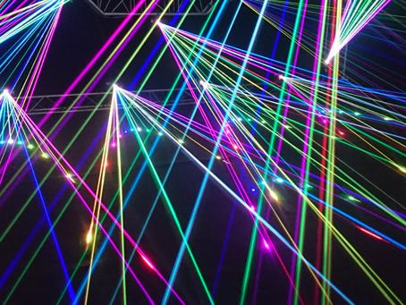Laser Focused!
