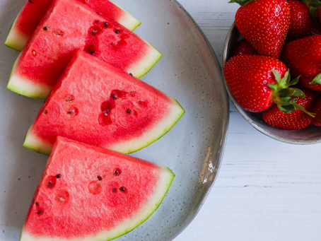 Need a healthy 4th of July Treat?