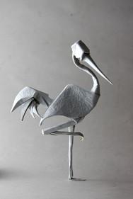 Standing Crane