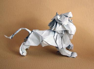 Lion rought version
