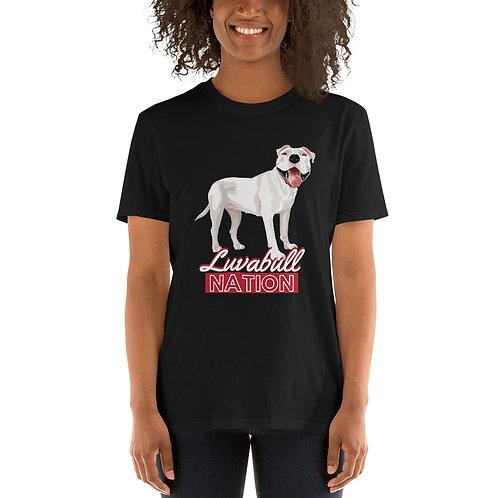 LuvABull Nation Retro T-Shirt
