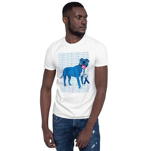 LuvABull Nation Diabetes Awareness T-Shirt