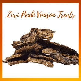 ZiwiPeak Venison Treats