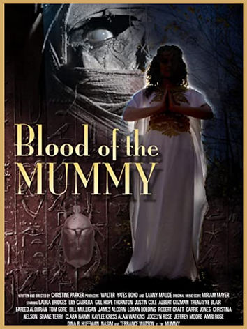 Blood of the Mummy Poster