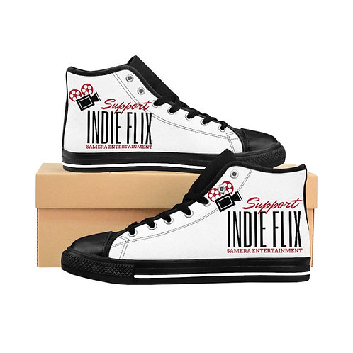 Men's Support Indie Flix High-top Sneakers