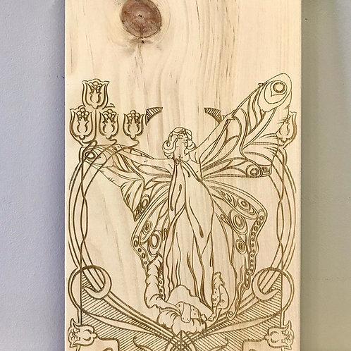 Fairy Colouring Board