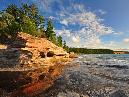 Visit Pictured Rocks Like A Local
