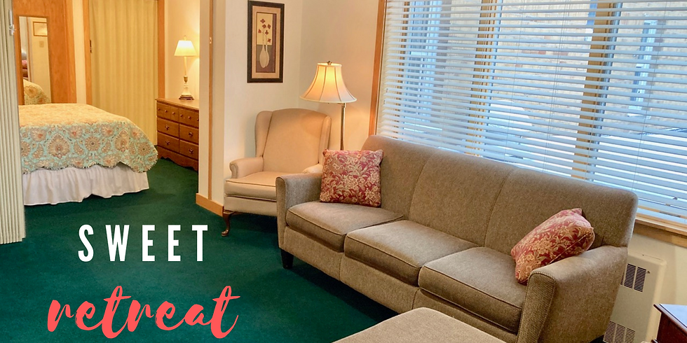 Sweet Retreat for Your Valentine