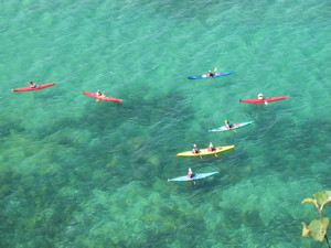 Best hangout for kayaking this summer