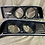 Thumbnail: BMW E24 Front Headlight Grille Grill Headlight Bezels RH LH / 635csi 633i L6 M6
