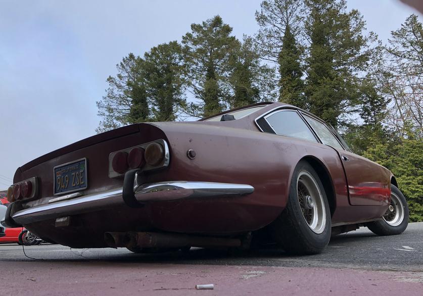 1969 Ferrari 365GT 2 plus 2
