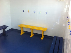 Boys New Changing Room