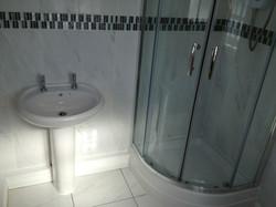 Quadrant Corner Shower Enclosure.