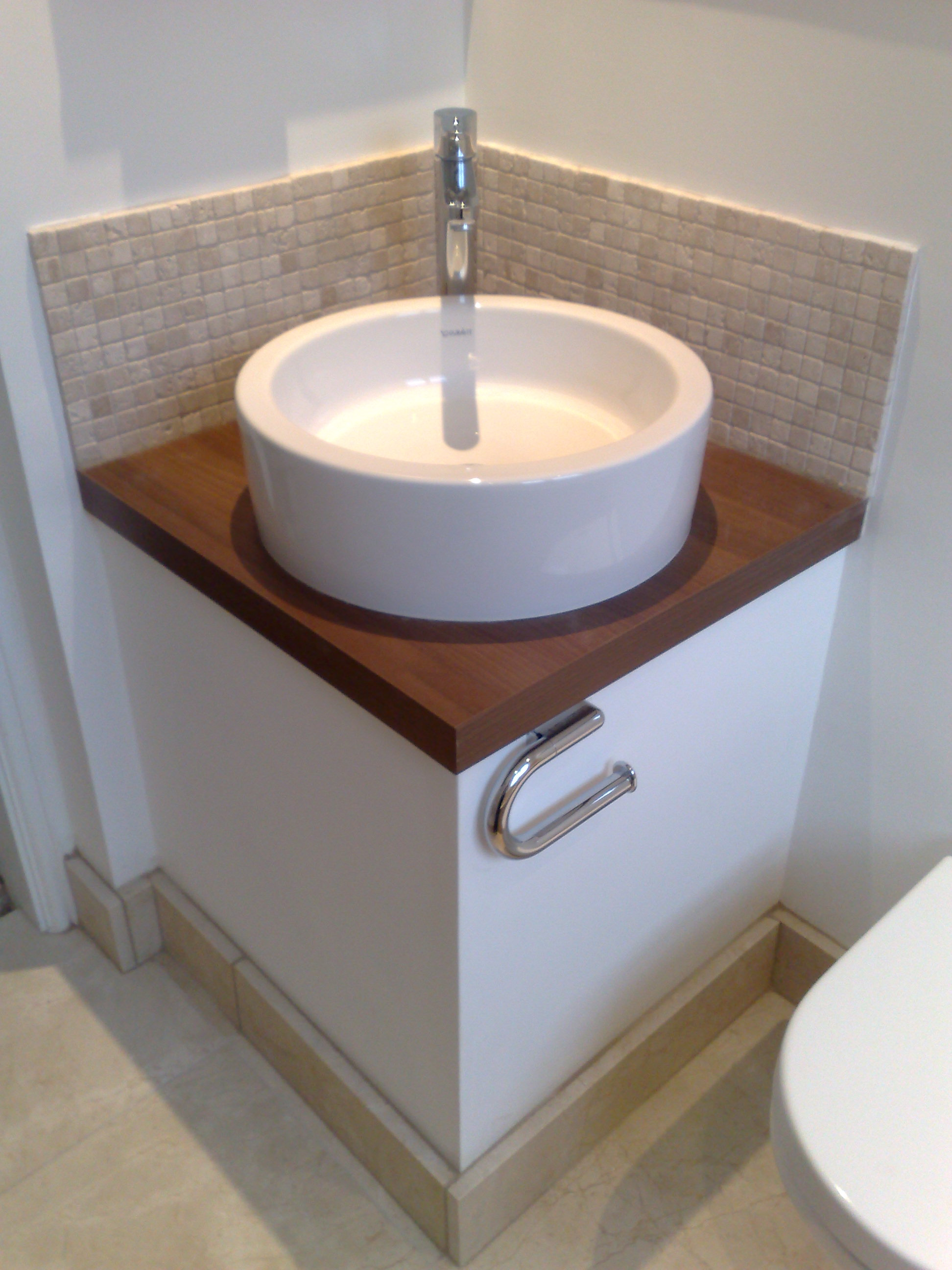 Bespoke Base & Counter Top Basin.