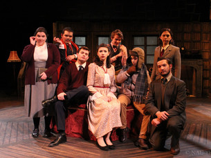 A Real Whodunit: A Review of NAU's Production of The Mousetrap