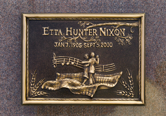 Custom Bronze Memorial Plaque