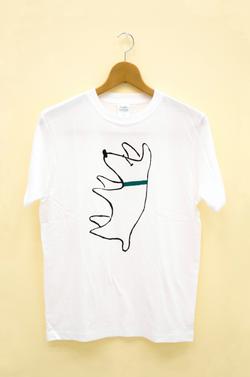 犬猫Tシャツ