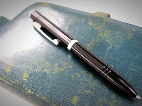 さりげなく録音できるペン型ボールペン