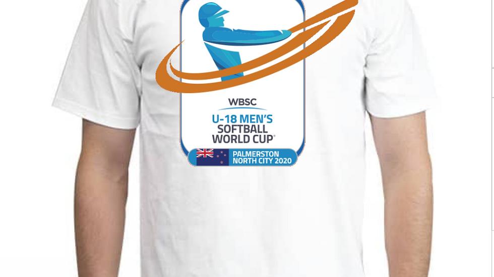 T-Shirt Mundial Juvenil Nueva Zelanda
