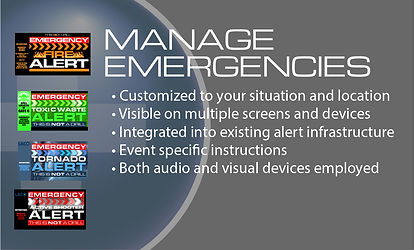 Emergency Management InfoGraphic