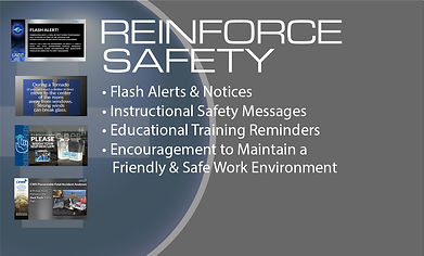 Safety Reinforcement InfoGraphic