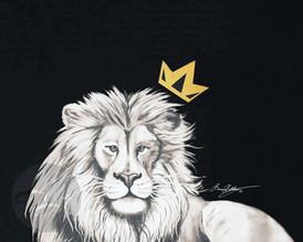 """""""Ariah Yahudah""""𐤀𐤓𐤉𐤄 𐤉𐤄𐤅𐤃𐤄 (Lion of Judah)"""