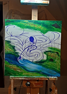 Painting draft – 1