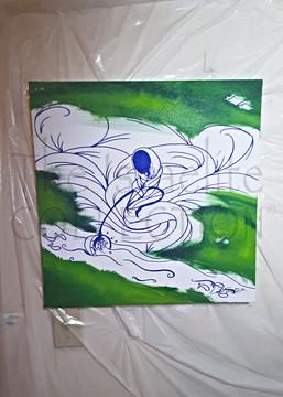 Painting draft – 2