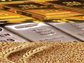 Gold/Silver/Wheat: The next short squeeze?