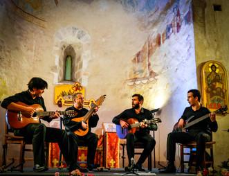"""Concert """"Chants et polyphonies corses"""" le 22 octobre au Silo"""