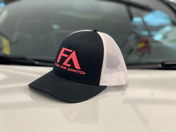 Trucker Hat SnapBack (Black)
