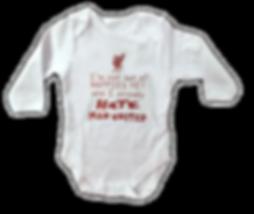 custom babygrow