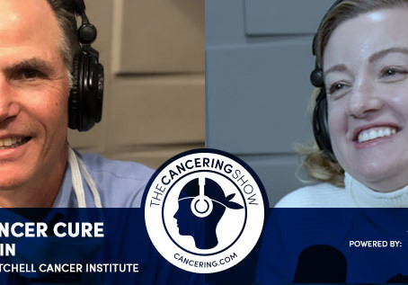 Defining Cancer Cure with Dr. Martin Heslin - Cancering Show EP22