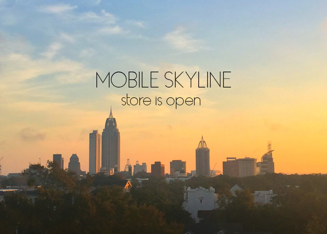 Mobile Skyline Stock Photo Site Launched