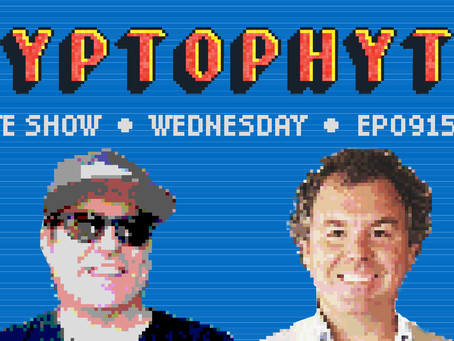 CryptoPhytes with Johnny Gwin and Scott Tindle - EP091521