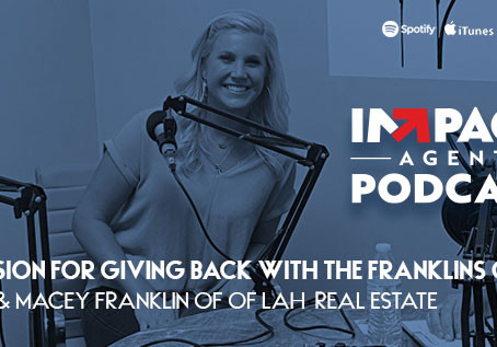 A Passion For Giving Back with The Franklins of Bham - Impact Agent Podcast