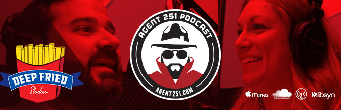 Deep Fried Studios Launches Agent 251 Real Estate Podcast