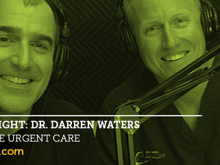 Ep.11 - Doctor Spotlight: Dr. Darren Waters of Greater Mobile Urgent Care