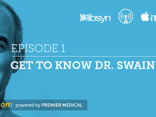Ep.1 - Get To Know Dr. Ron Swain, Jr - Transcript