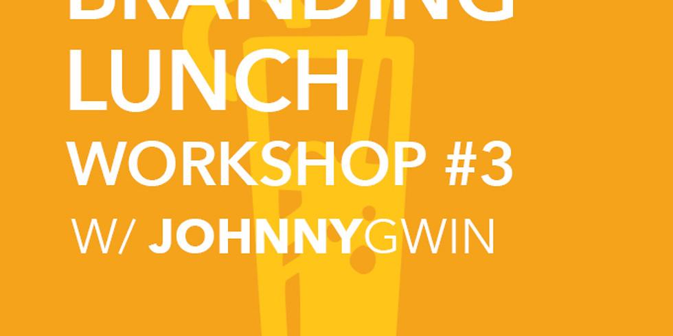 Branding Lunch - Workshop3 - Logo Design