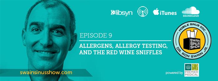 Dr. Ron Swain Jr - ENT Doctor - Sinus Surgeon - Ep.9 - Allergies - Mobile, Alabama