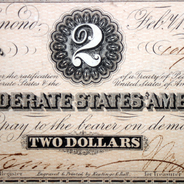 Mobile Bay Coins - Currency Gallery