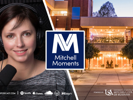 USA Mitchell School of Business and Deep Fried Studios Startup The Mitchell Moments Podcast