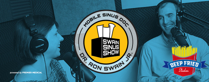 Swain Sinus Show Podcast Goes Live