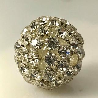 Sterling 'Disco Ball' pendant