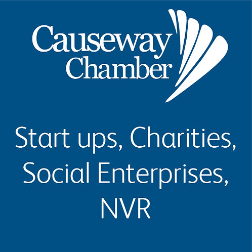 Start ups, Charities, Social Enterprises, NVR