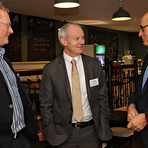 Coffee Morning with Professor Paddy Nixon