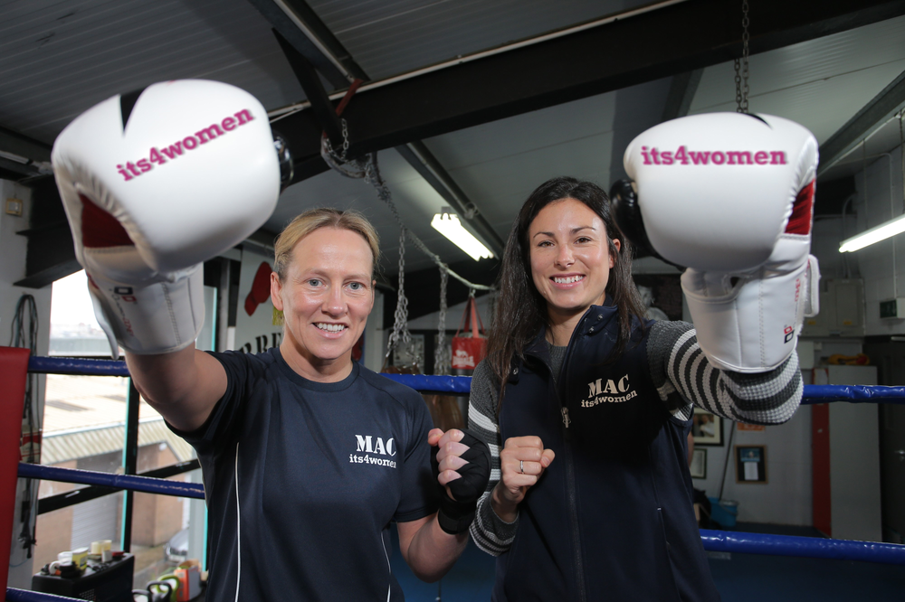 its4women signs sponsorship deal with Cathy McAleer - NI's ...