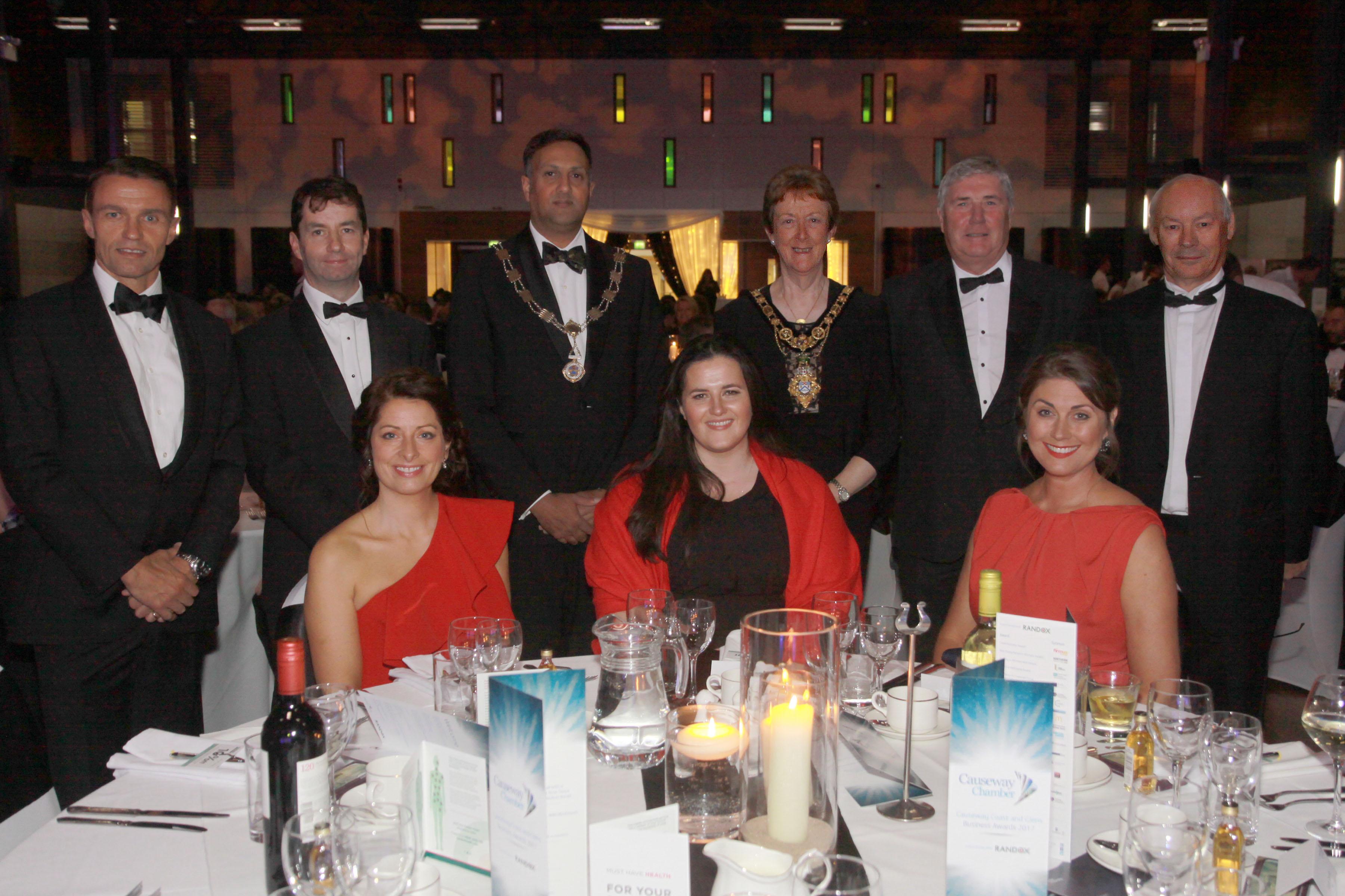 051Chamber Award winners 2017
